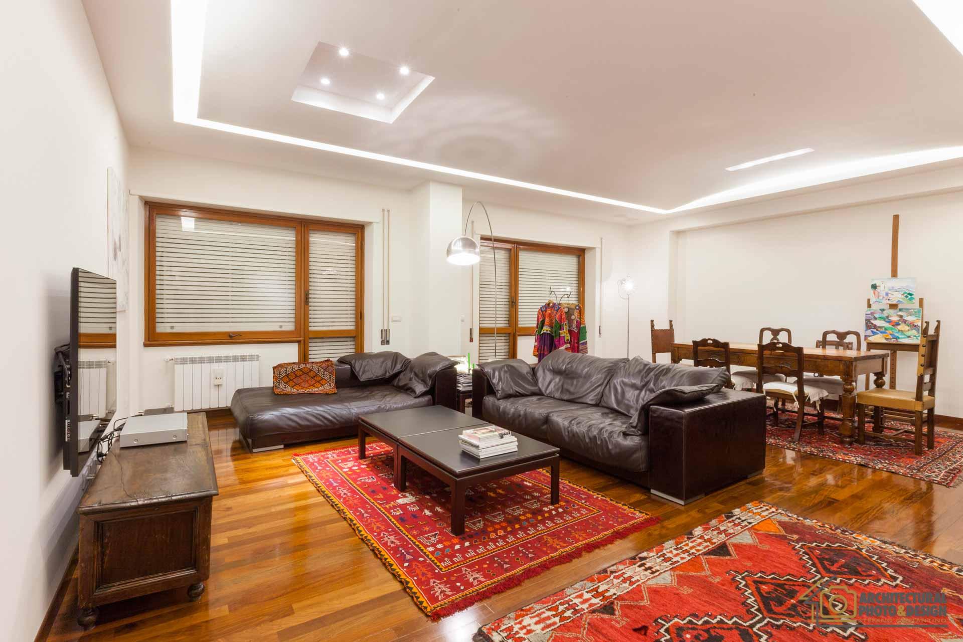 Appartamento curvo